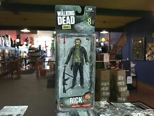2016 McFarlane The Walking Dead Action Figure MOC - SERIES 8 RICK GRIMES