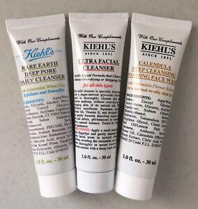 kiehls face wash