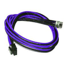 6pin pcie 30cm Corsair Cable AX1200i AX860i 760i RM1000 850 750 650 Purple Black