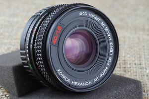 konica minolta hexanon 40mm f1 8 leica m mount lens fit cl m9 m8 m7 m6 q kamera ebay. Black Bedroom Furniture Sets. Home Design Ideas