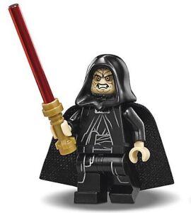 Lego Star Wars Emperor Palpatine 75183 The Rise Of Skywalker Darth Sidious Ebay