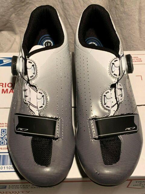Shimano Rc7 Spd-sl Shoes White Size 47