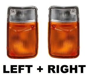 NEW-Nissan-Patrol-Y60-GR-1995-1998-Turn-Signal-Light-Indicator-Left-Right-Set