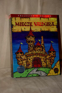 MIECZE-VALDGIRA-for-ATARI-8-bit-ASF-Tape-version-brand-new-sealed