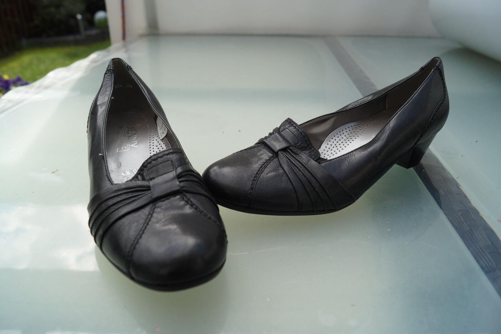Schicke jenny by Pumps ARA Damen Schuhe Pumps by Leder leicht bequem Gr.4,5 G 37,5 NEU 7410e3