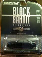 Greenlight BLACK BANDIT  2013 Chrysler 300  SRT