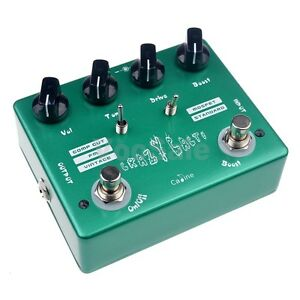 Caline-CP-20-Crazy-Cacti-Overdrive-Effects-Pedal-Guitar-Accessories-Guitar-Pedal