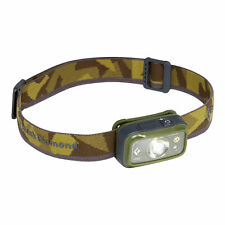 Black Diamond Cosmo 225 Adjustable Elastic Waterproof Head Lamp, Dark Olive