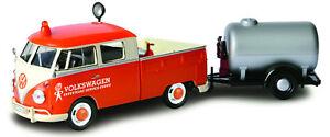 Vw T1 Doka, Véhicule De Service Réservoir D'huile Remorque Motormax Auto