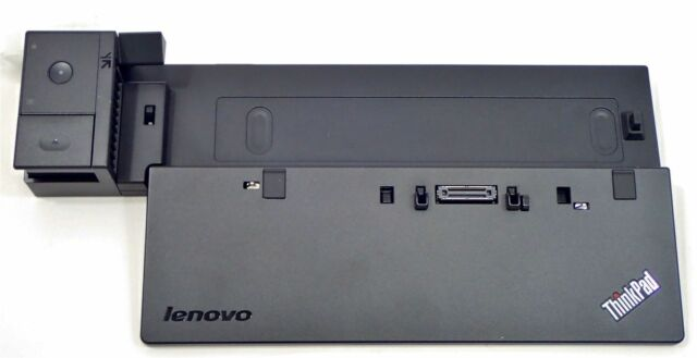 2 X Lenovo ThinkPad Ultra Dock 04W3956 Sd20a06046