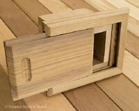 Cedar Sauna Vent Kit Free Shipping