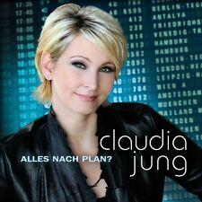 Alles Nach Plan? - Claudia Jung CD