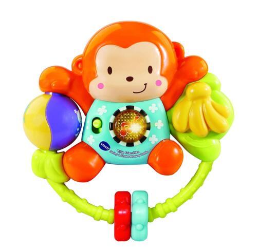 Vtech Little Friendlies Swing /& Shake Monkey Rattle 80-508303