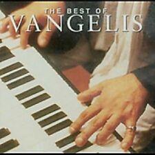 Vangelis Best Of CD NEW SEALED Pulstar/Spiral/Alpha/So Long Ago, So Clear/Ballad
