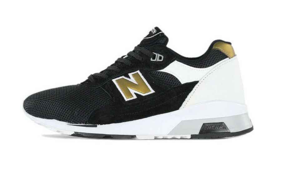bnib NEW BALANCE 1991 KG 8.5  noir / blanc / Gold  150 991 991.5