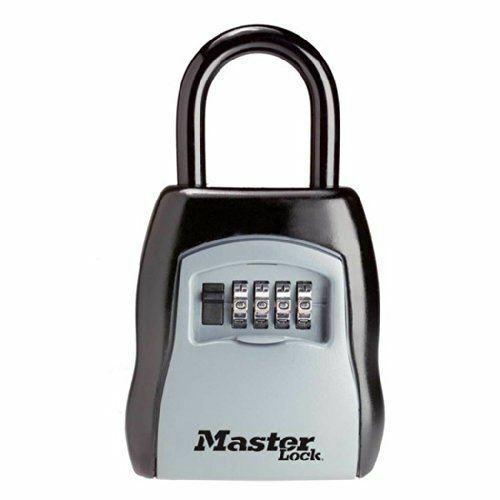 Master Lock 5400 eurd Key Lock Box key SAFE avec manille taille moyenne