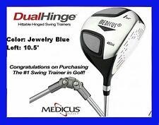 New Medicus 460cc Driver  Loft 10.5 DualHinge Golf club Training Aid Men RH