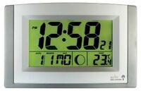 Acctim Radio Controlled Clock With Automatic Dial Light