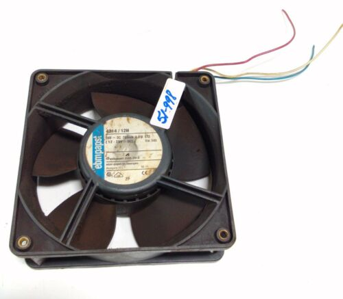 EBMPAPST 24VDC 4.8W COOLING FAN 4214/12H