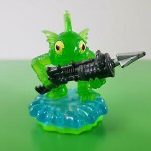 Skylanders-Spyro-039-s-Adventure-Chase-Variant-Figure-GREEN-GILL-GRUNT-Green-Base