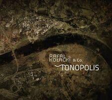 Rafał Kołacki & Co. – Tonopolis  CD / HATI , EMITER
