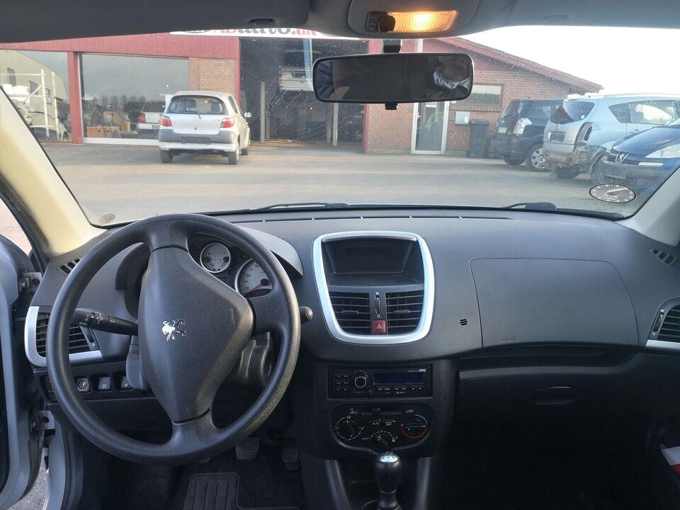Peugeot 206+, 1,4 HDi 68 Generation+, Diesel