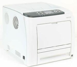 Ricoh-Aficio-SP-C320DN-Color-Drucker-Laserdrucker-unter-75-000-Seiten-gedruckt