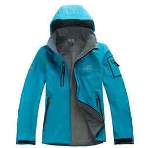 Women's Waterproof Soft Shell Jacket Ladies Softshell Outdoor Sport Jacket