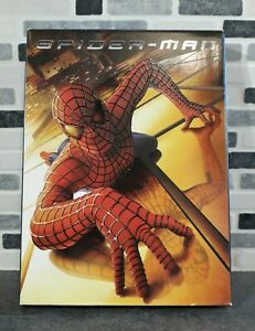 Coffret-DVD-Collection-2-Disques-Spider-Man-Occasion