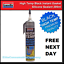 12-x-Granville-High-Temp-Black-Instant-Gasket-Power-Can-Silicone-Sealant-200ml thumbnail 2