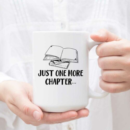 Book Lover Gift Book Club Gift Bookworm For Her Book Lover Mug Reading Gifts Mug