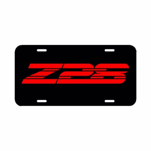 Chevy Z28 License Plate Choose your color Camaro Chevrolet