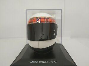 1-5-CASCO-JACKIE-STEWART-1973-HELMET-COLECCION-F1-FORMULA-1-A-ESCALA-DIECAST