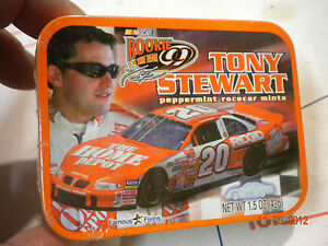 Image Is Loading 20 TONY STEWART 1999 ROOKIE OF THE YEAR