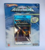 Hot Wheels Acceleracers Booster Pack+7 - Mint In Box