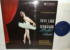 33CX 1623 Tchaikovsky Swan Lake & Nutcracker  Philharmonia Orch Sawallisch