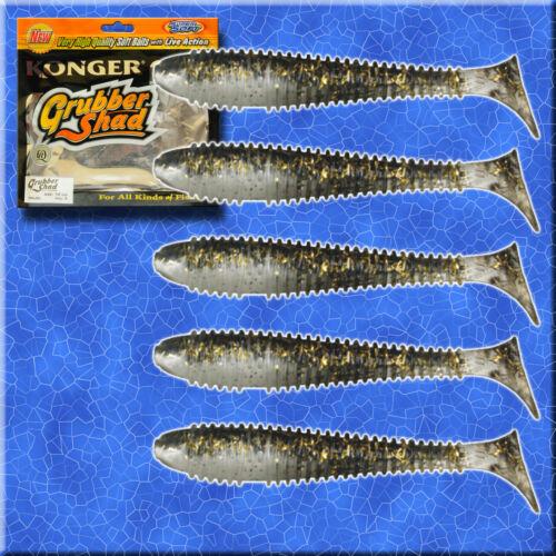 "Pêche Leurres Doux Appât 12 cm 5/"" 12 G kopyto Jig Head Sea Tackle Pike Offset Hook"