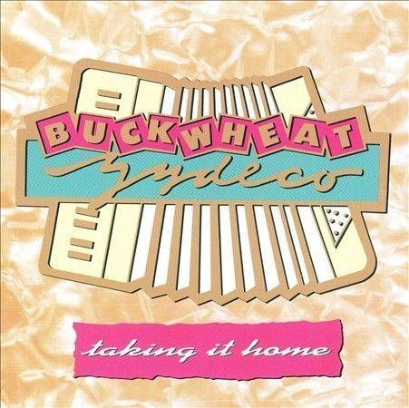 Taking It Home by Buckwheat Zydeco (CD, Jan-1989, Island (Label))