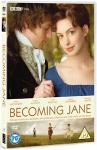 Neuf Becoming Jane DVD