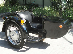 Details About Sidecar Motorcycle Dnepr Compatible For Bmw Indian Harley Davidson Honda Triumph