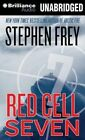 Red Cell Seven by Stephen Frey (CD-Audio, 2014)