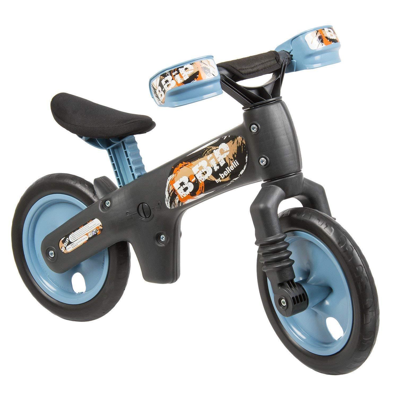 Bicicletta senza Pedali Pedagogica B-BIP blu + CASCO IN OMAGGIO