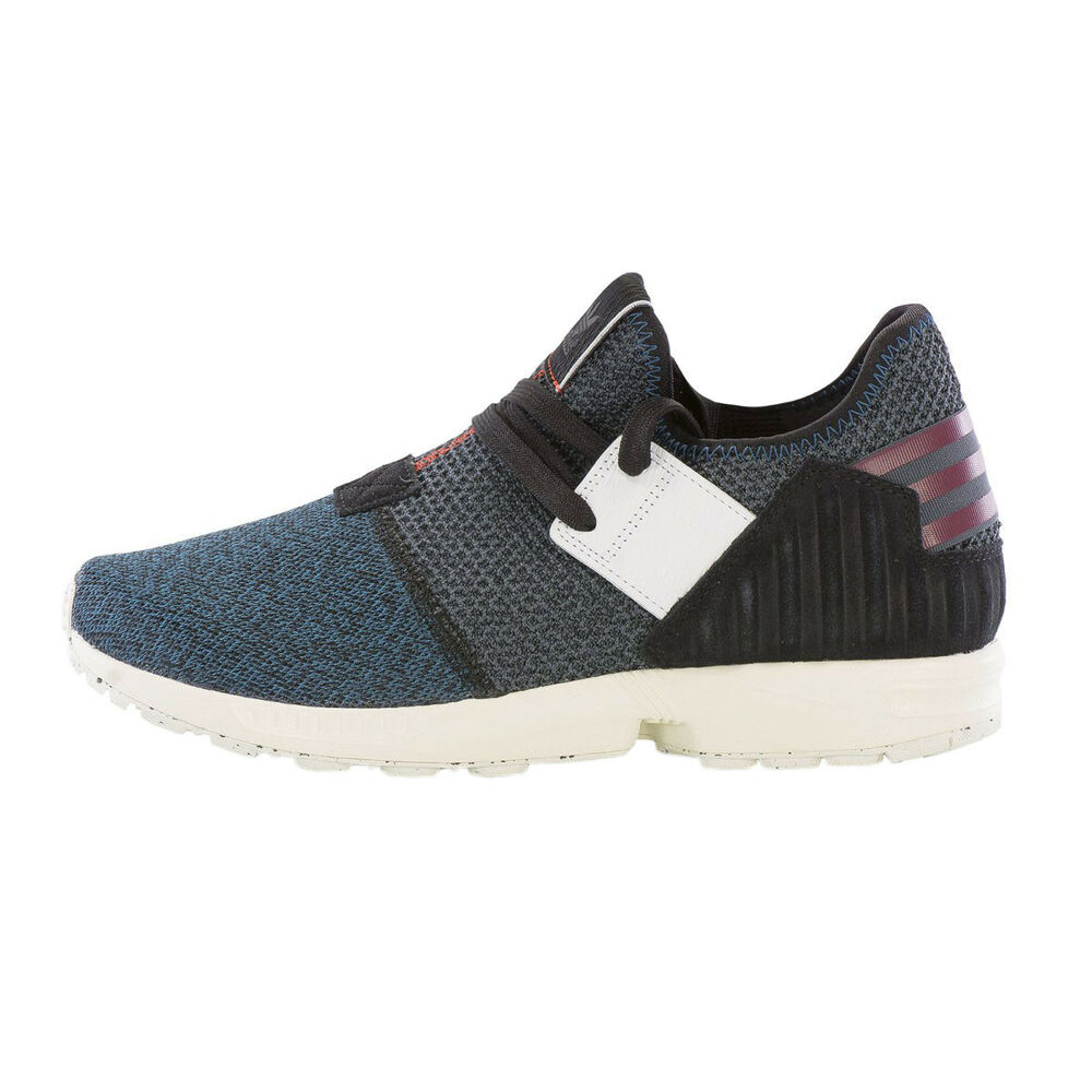 Adidas Originals Zx Flux Plus Chaussures Baskets Textile pour Hommes AQ5398 Neuf