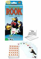 Winning Moves Deluxe Rook , New, Free Shipping