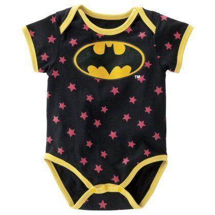 Baby Boy MARVEL Superhero Batman Superman Spider-man Romper Costume Bodysuit
