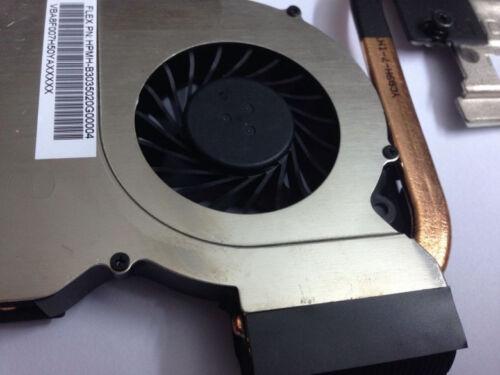 Cpu Cooling Fan /& Heatsink For HP Pavilion dv6-6108us Entertainment Notebook PC