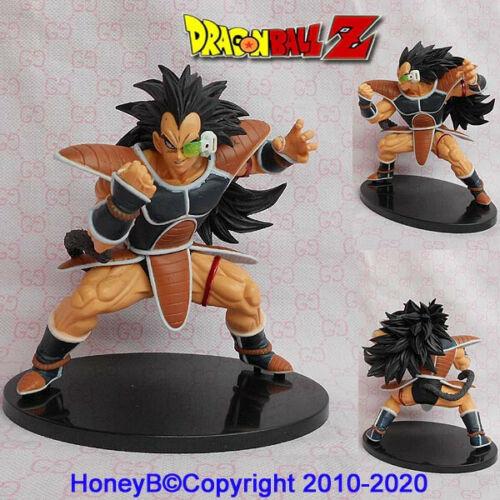 Dragon Ball Z DBZ Tenkaichi 5 Raditz Statue Figure Toy BATTLE Ver. Collection