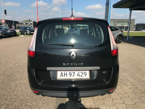 Renault Grand Scenic III 1,5 dCi 110 Expression 7prs - billede 2