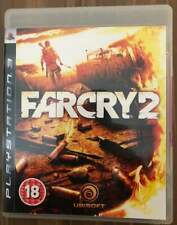 NEW PLAYSTATION 3 PS3 FARCRY 2 GAME COMPLETE WITH MANUAL & MAPS PAL SEALED
