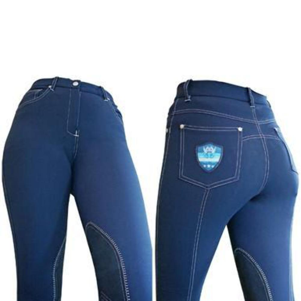 Mark Todd Ladies Venus Grip Breeches